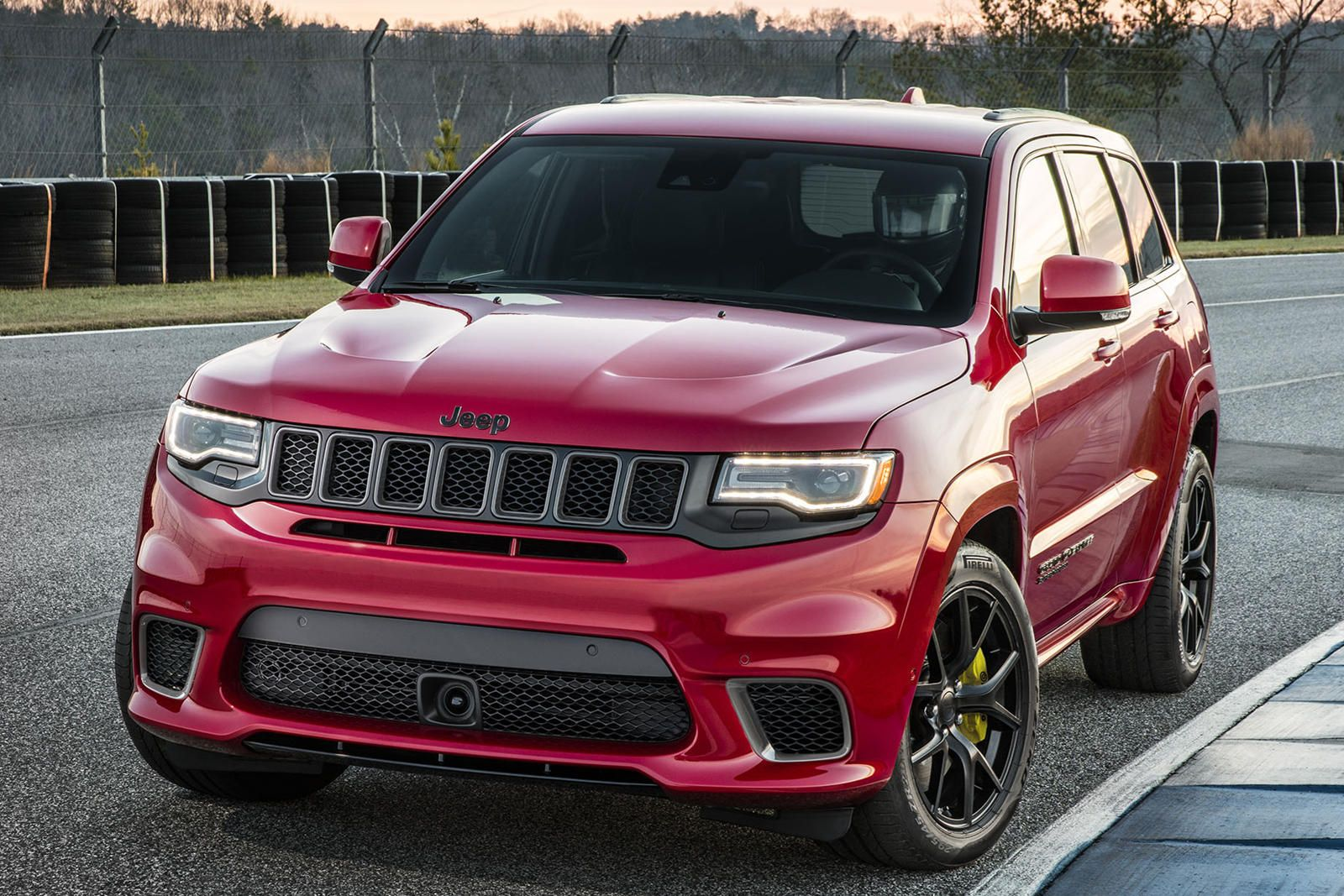 Jeep Recalls Thousands Of Grand Cherokee Srts Trackhawks With