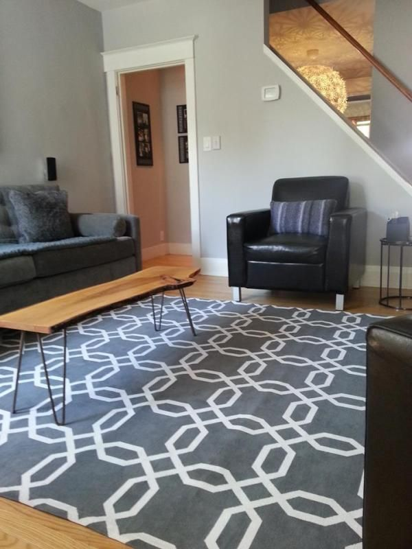 Target Geometric Area Rug- Or this one- $279, Flatwoven ...