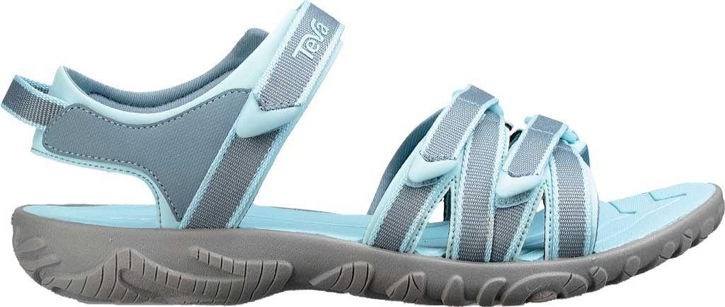 2e69b5d0209 Teva Tirra Sport Sandal - Big Kid Citadel Synthetic Textile 4 M (Regular)