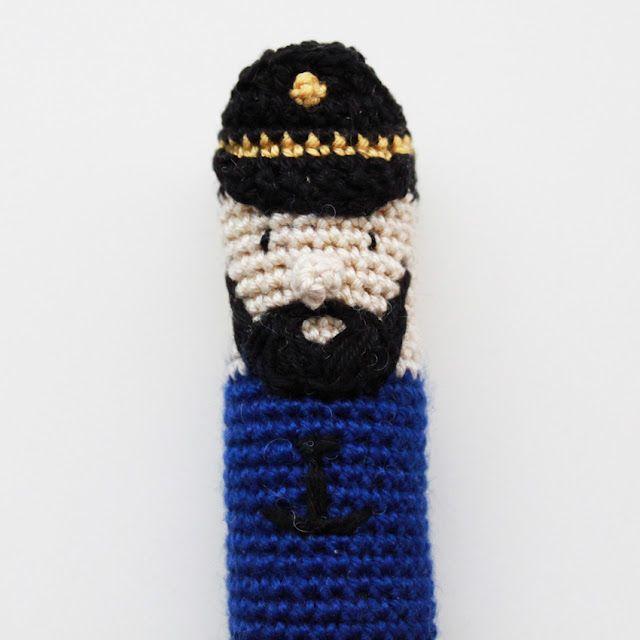 Captain Haddock | Tintin | Pinterest | Nadel und Häkeln