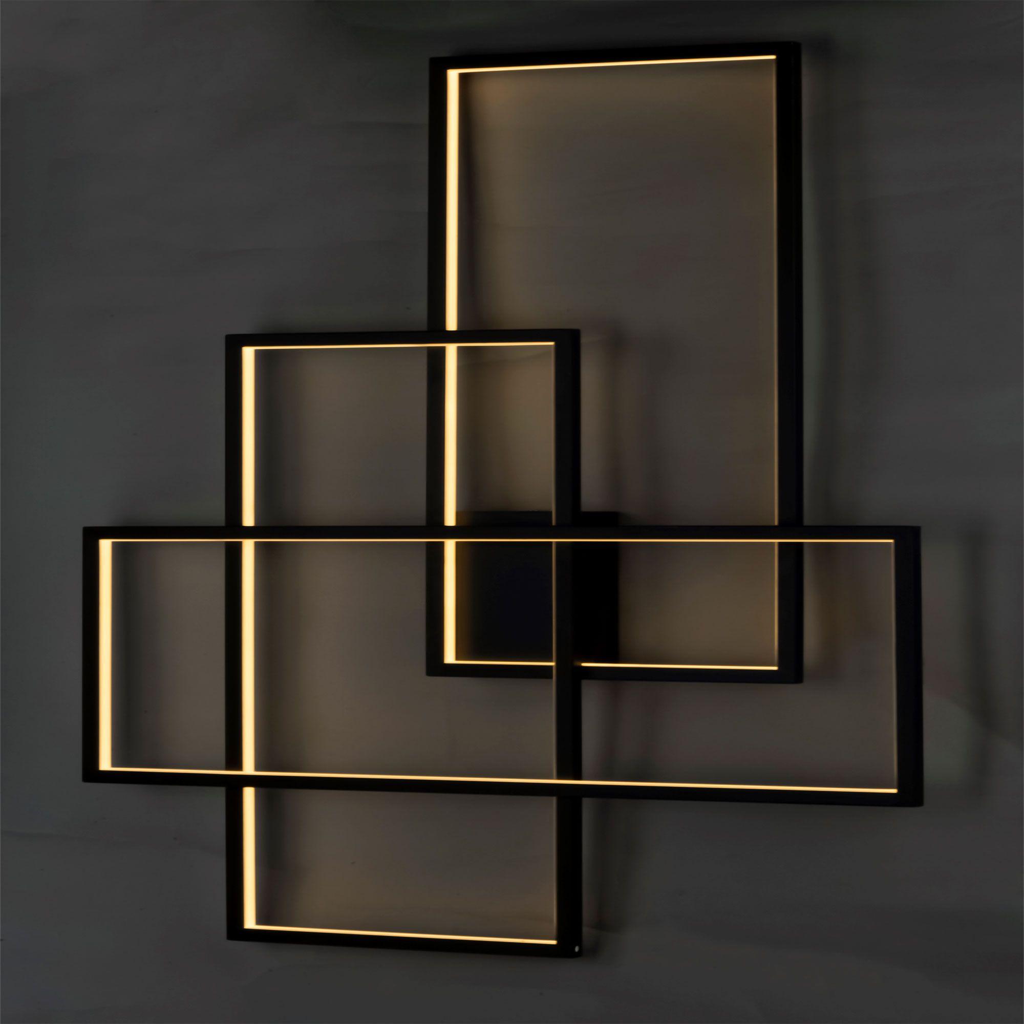 Converge Wall Light By Et2 E20708 Bk Wall Lighting Design Lighting Design Interior Led Wall Sconce
