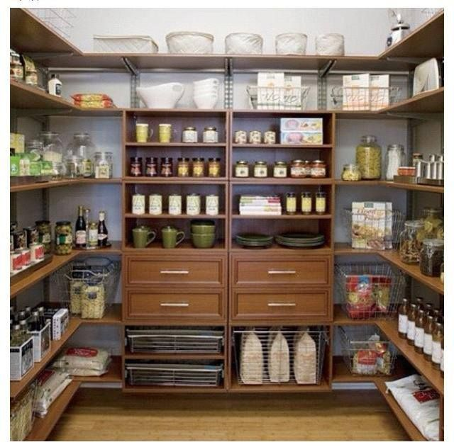 Storeroom With Images Beautiful Pantry Dream Pantry Pantry