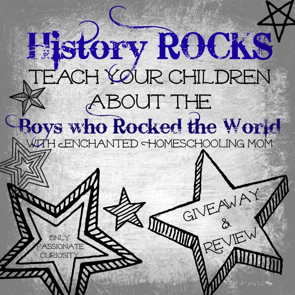 History Rocks Review And Giveaway