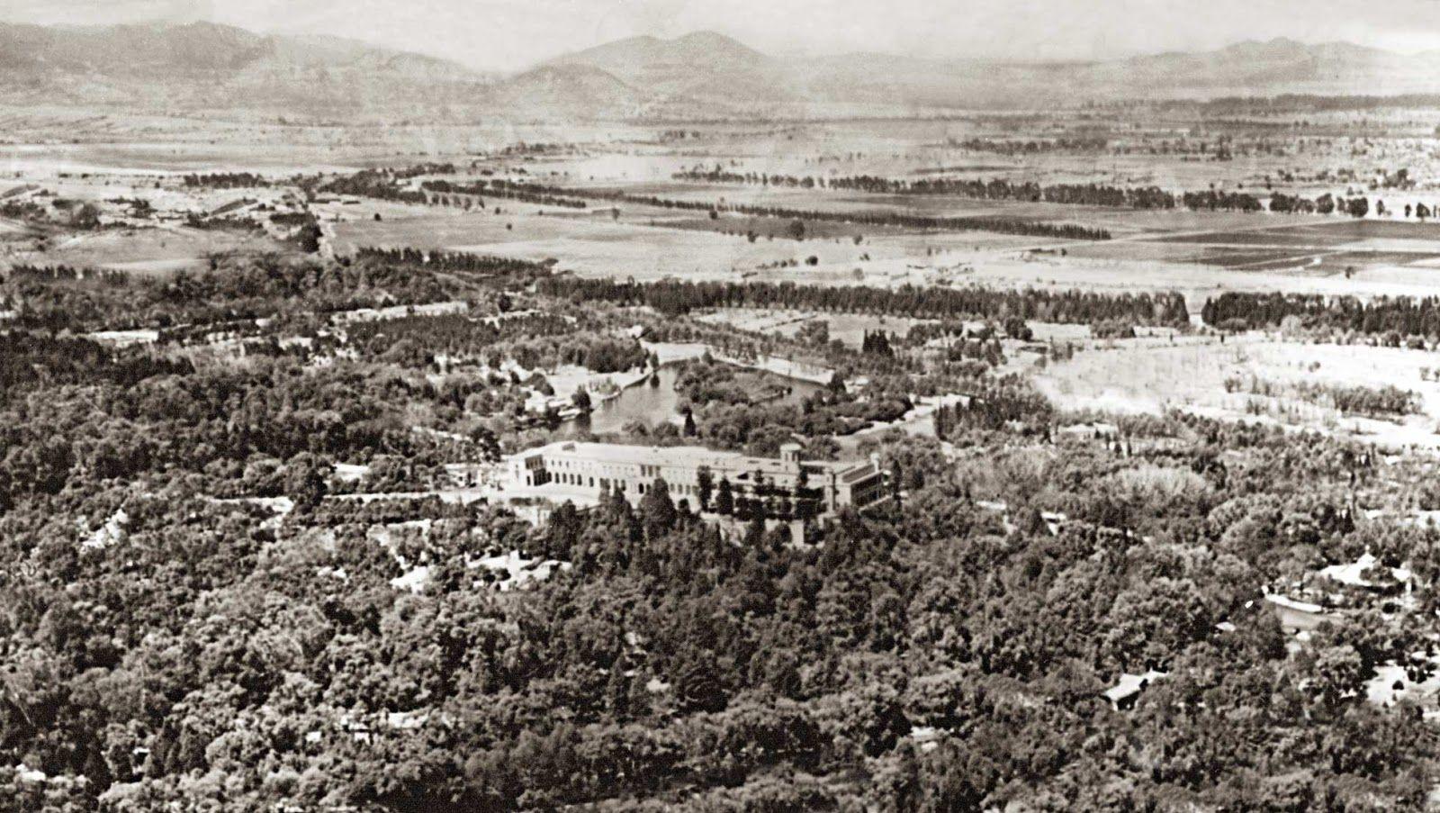 Nota preliminar:  El Castillo de Chapultepec  tiene una larga e intrincada historia; ésta nota se refiere únicamente a la vivienda que se ...