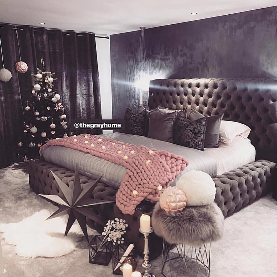Pin By Simone Seijerlin On Home Is Where The Heart Is Romantic Bedroom Decor Bedroom Decor Bedroom Makeover Before And After