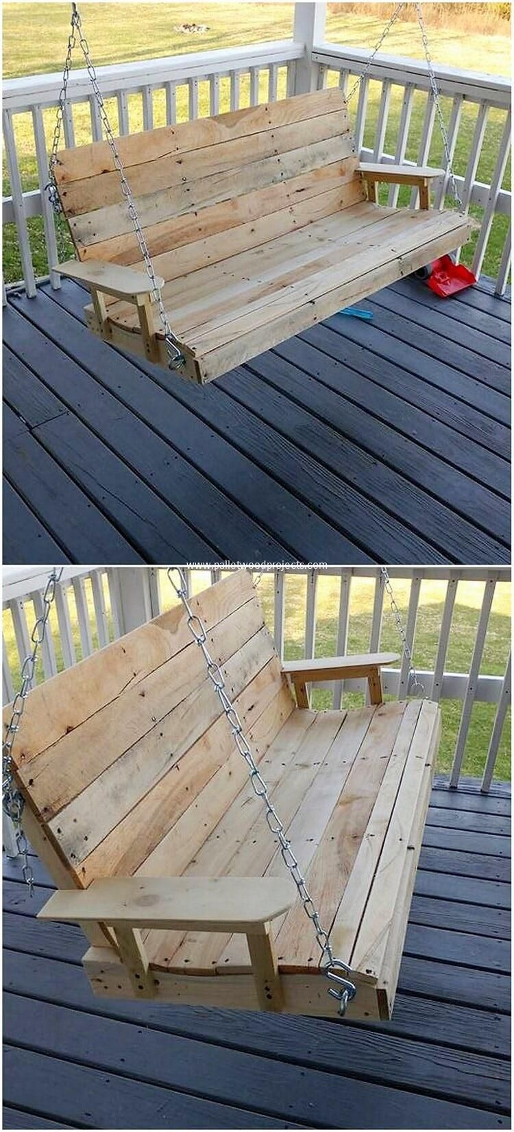 Lovely And Implausible Things Made With Old Pallets Wood Pallet