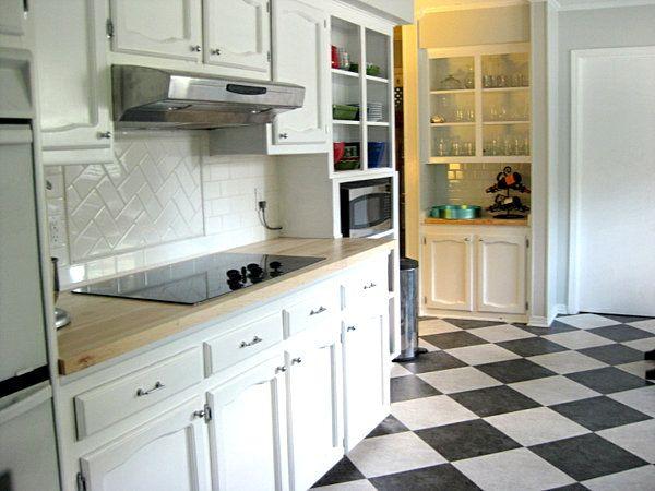 Good 23 Best House: Kitchen Checkerboard Floors Images On Pinterest   Kitchen,  Checkerboard Floor And Dream Kitchens