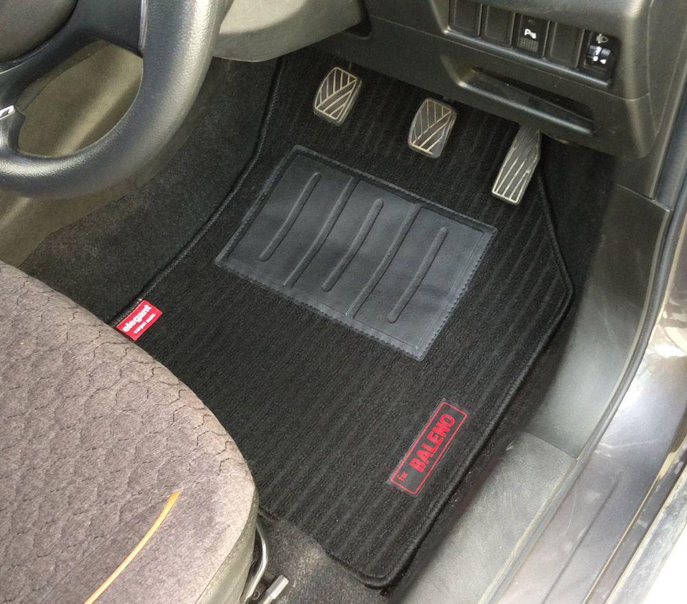 Buy Cord Carpet Floor Mats For Maruti Suzuki Baleno Which Is Made