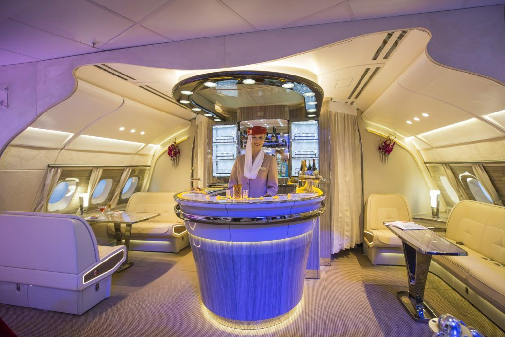 Emirates Plans Will Add Premium Economy Seats To Match Rivals