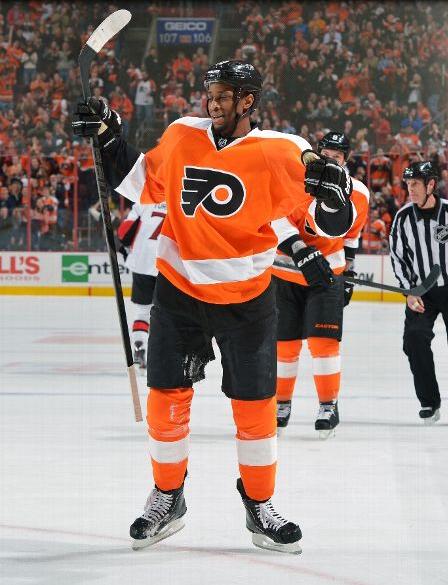 Wayne Simmonds Philadelphia Flyers Hockey Flyers Players Philadelphia Flyers