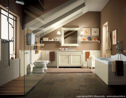 Vasca Da Bagno English : Bagno classico english mood con vasca minacciolo home bathroom