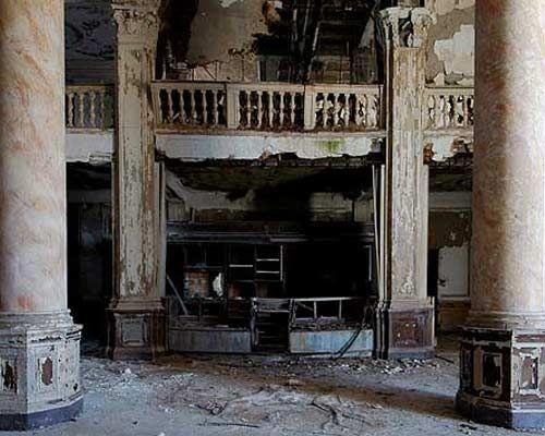 Abandoned Hotel Durant In Flint Mi