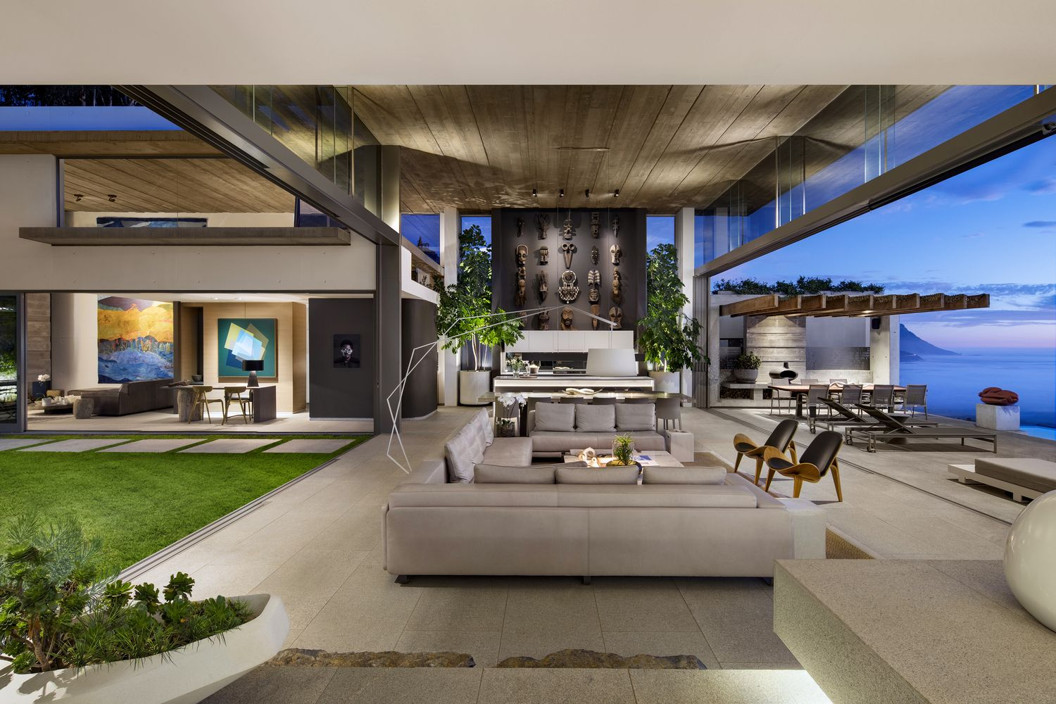 Diseno De Interior Casa Beyond By Saota Decoracion