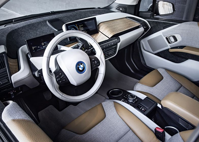 bmw i3 electric car car interiors pinterest. Black Bedroom Furniture Sets. Home Design Ideas