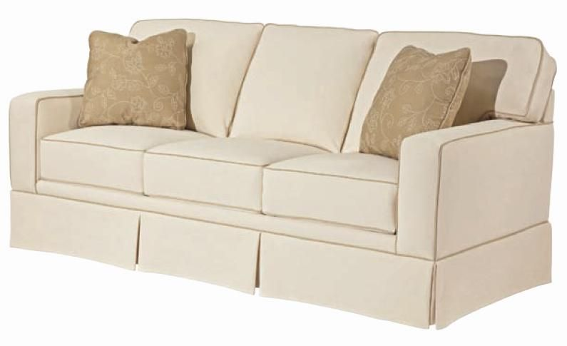 Choices Upholstery 80 Inch Standard Sofa With Track Arm Boxed