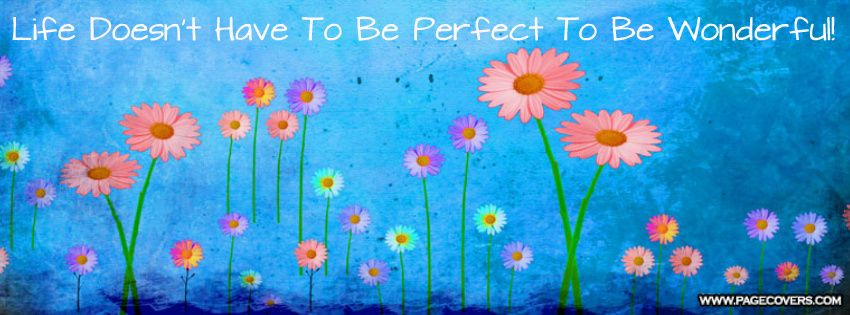 Spring Flowers Facebook Cover Facebook Covers Quotes Pinterest