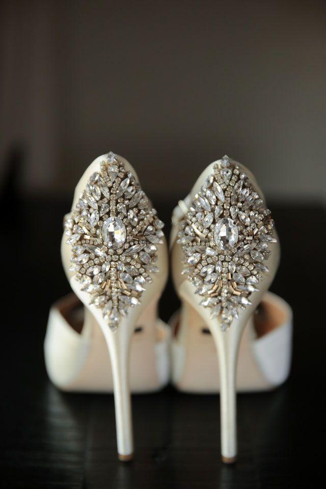 Zapatos para vestido de novia ivory