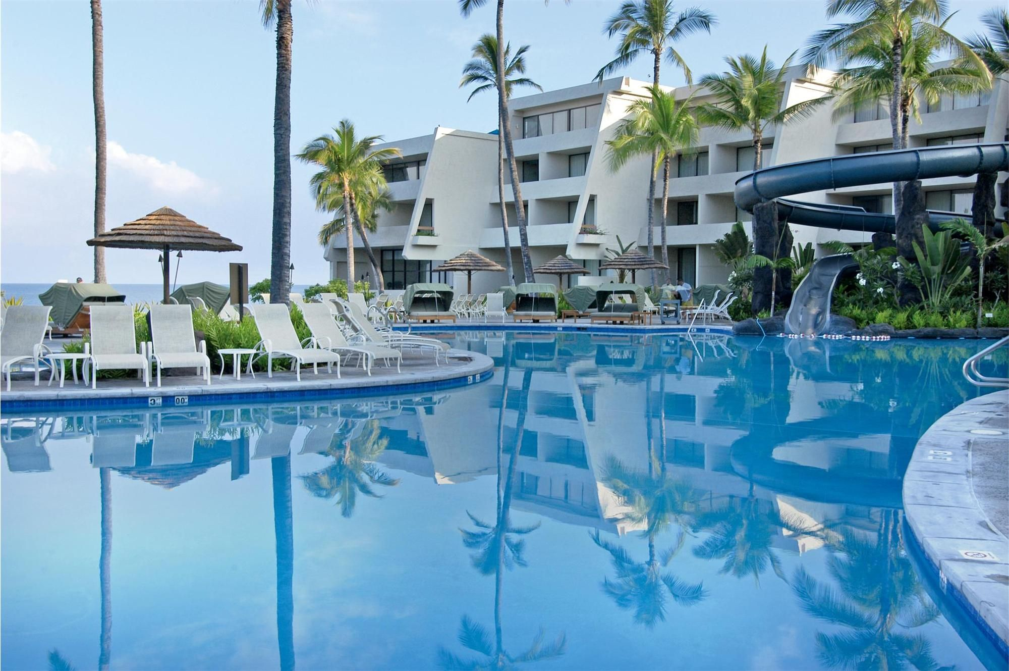 Sheraton Kailua Kona Hotels Resort Spa At Keauhou Bay Hotel