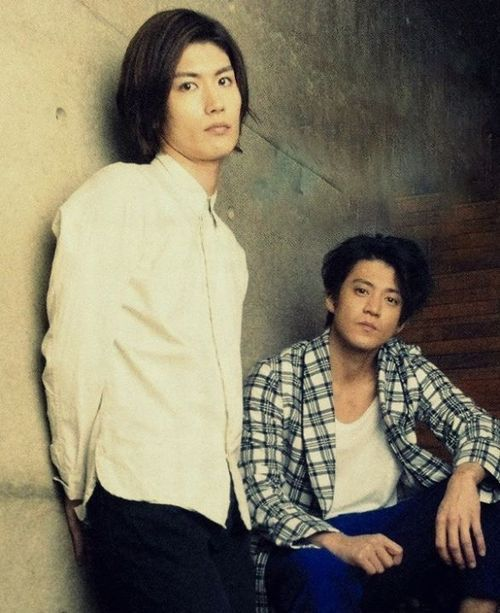 Oguri Shun & Miura Haruma