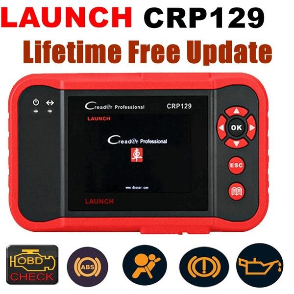 2018 LAUNCH Creader CRP129 OBD2 Car Diagnostic Scanner ABS