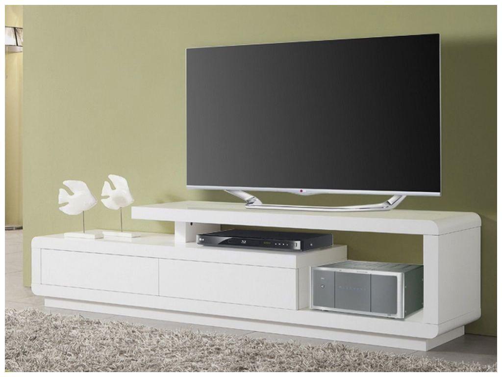 meuble tv pour mur arrondi meuble tv