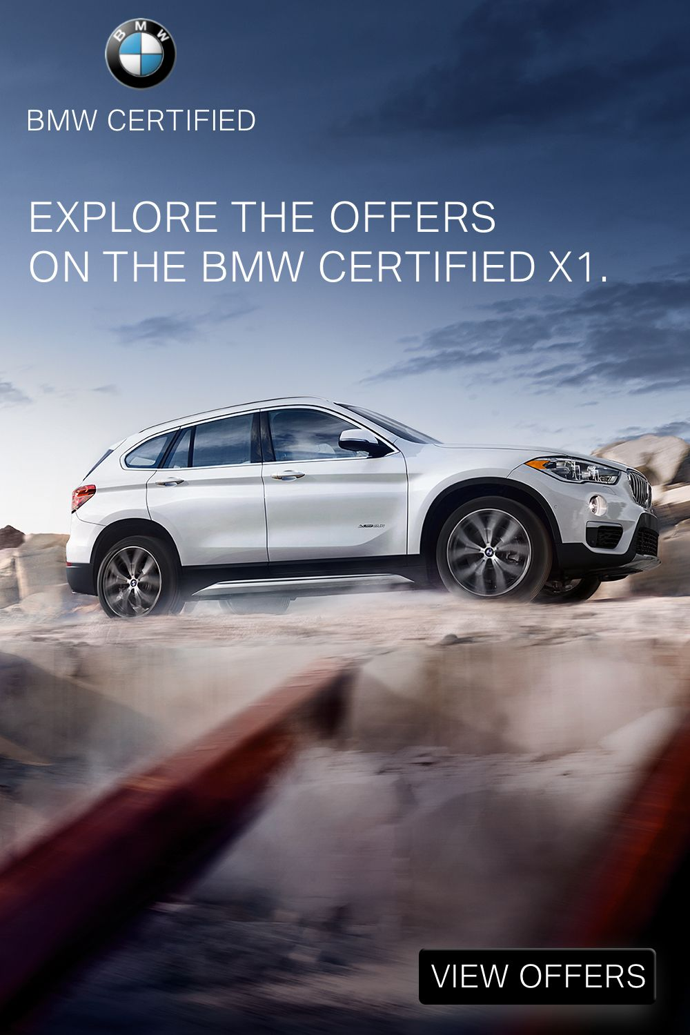 The Bmw Certified X1 Certified Pre Owned Cars Bmw Modern Design Trends