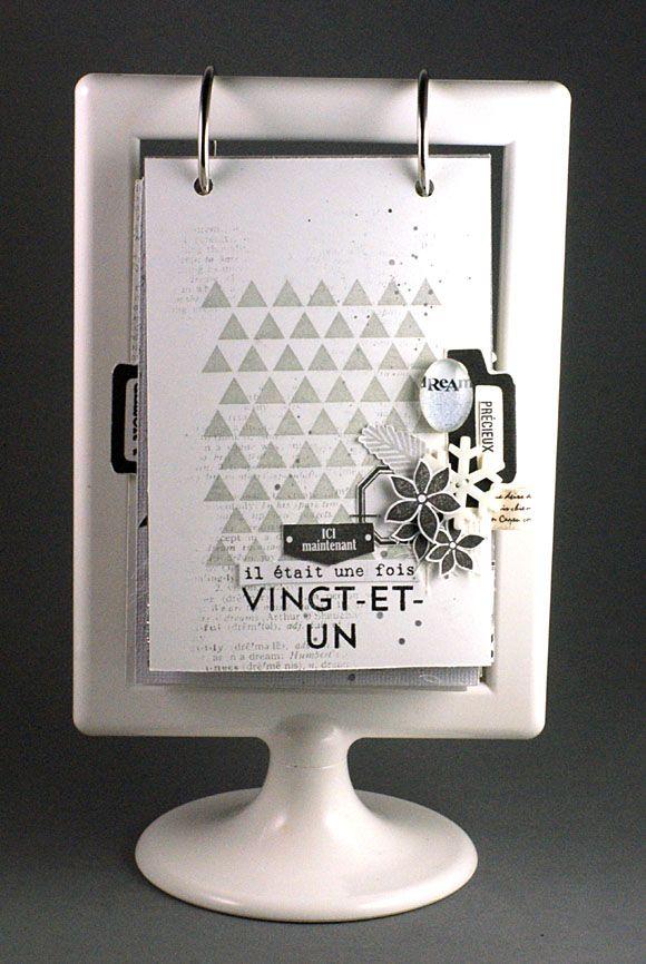 Calendrier De Brazelton.Calendrier De L Avent Mag De Rose Anis Ikea Tolsby Mini