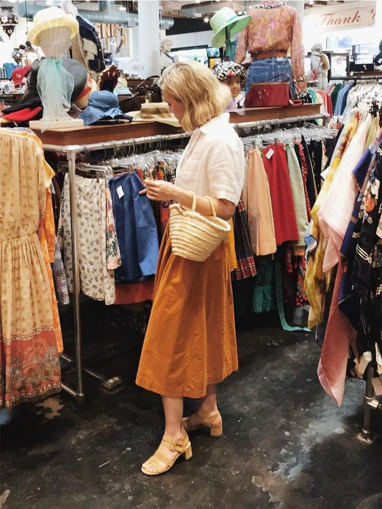It S Official These Are The Best Vintage Stores In L A Who What Wear Vintage Store Thrifting Vintage Shops