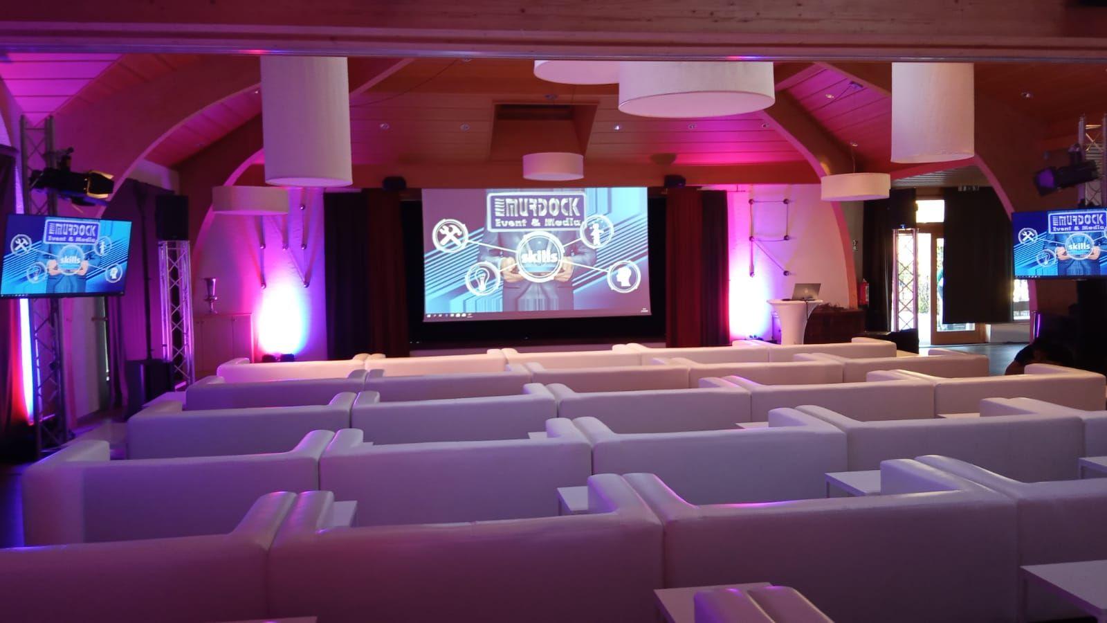 Veranstaltungstechnik Eventmanagement Medienproduktion Veranstaltung Planer Organisation Musik Studieren
