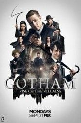 Gotham Todas As Temporadas Dublado Legendado Gotham