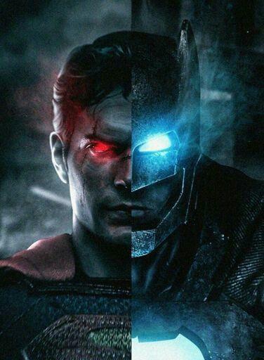 Superman Gegen Batman