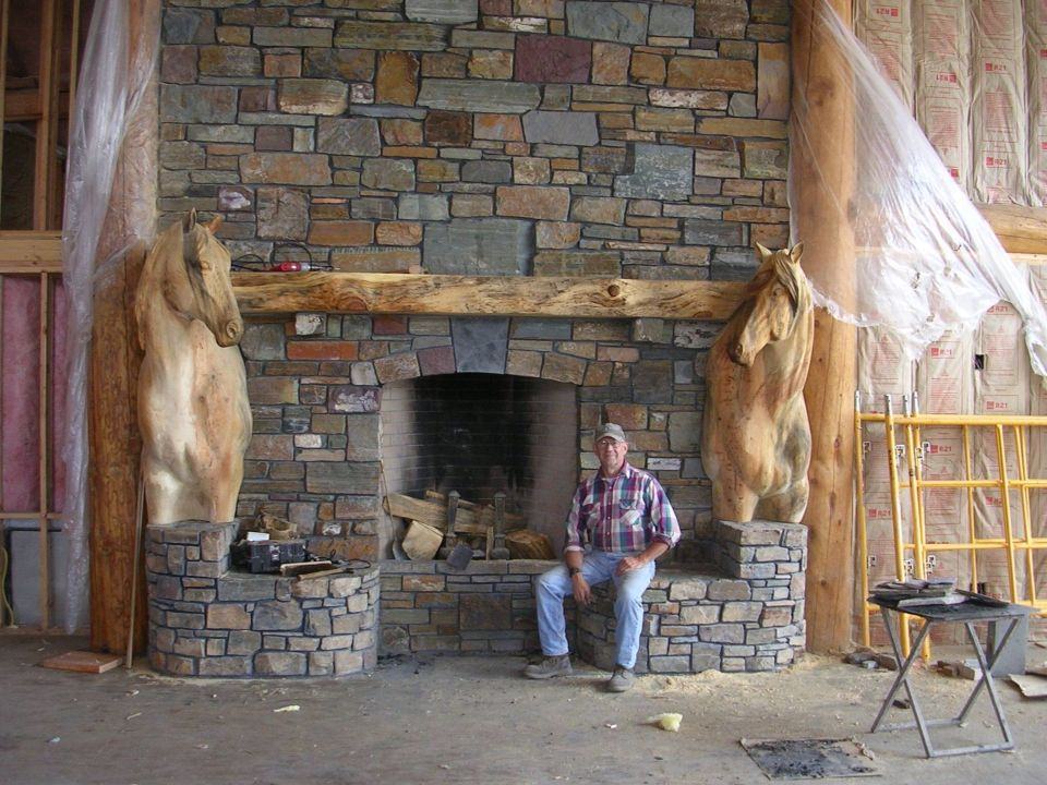 Now that's a fireplace !