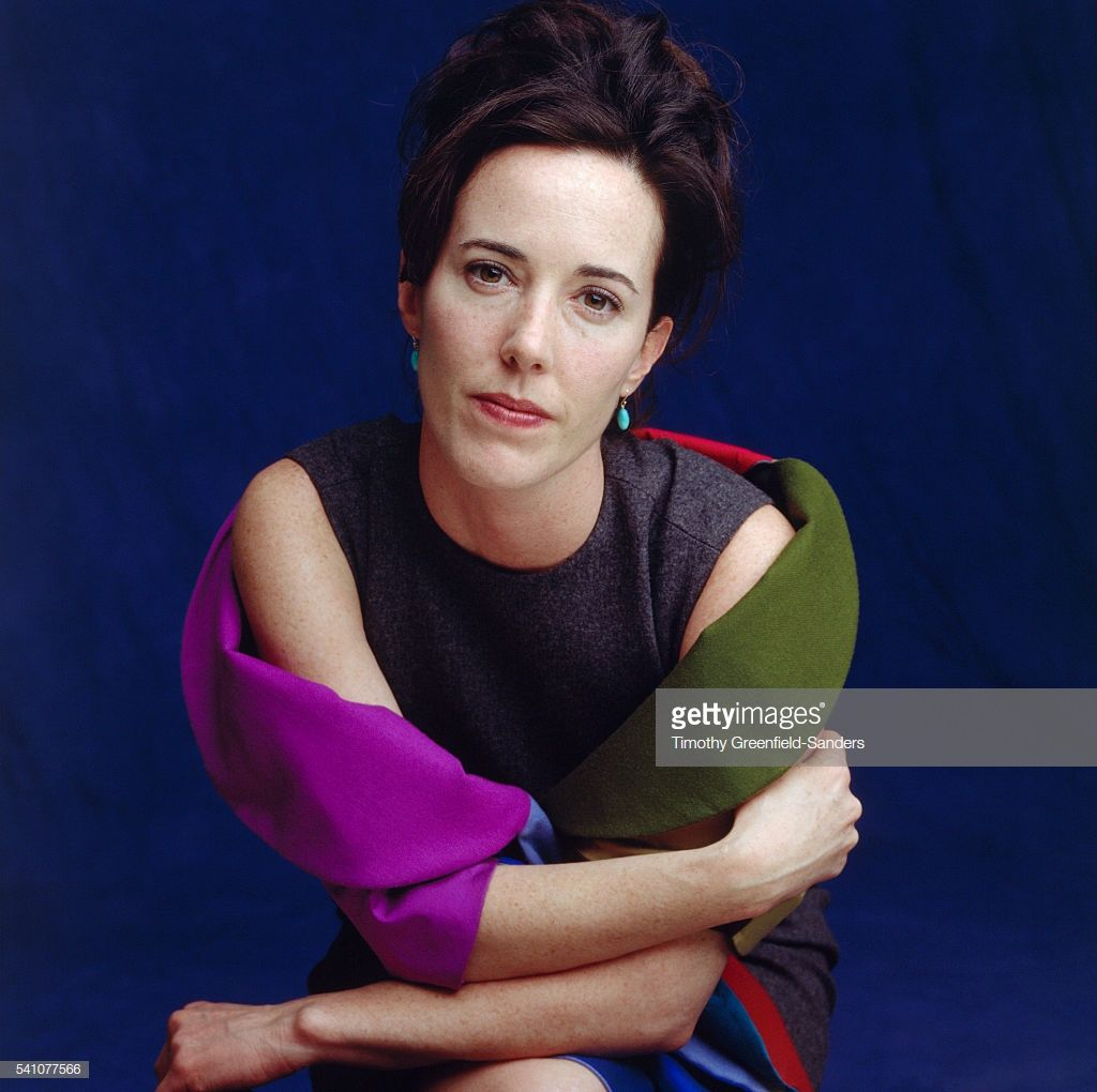Fashion Designer Kate Spade Is Photographed In March 1998 In New York Picture Id541077566 1 024 1 020 Pixels Kate Spade Style Kate Spade Kate Spade Inspired