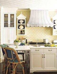 Beautiful Designer Kitchens Chic Kitchen Kitchen Design Home Kitchens