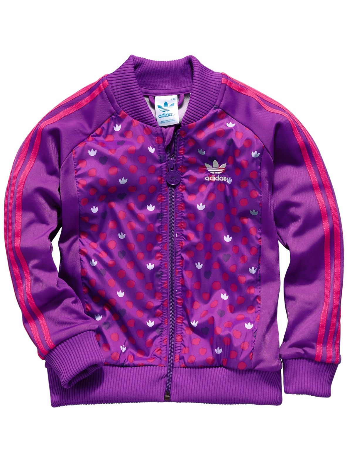 44e9c5f6ba7a adidas Originals Superstar Girls Tracksuit £50.00