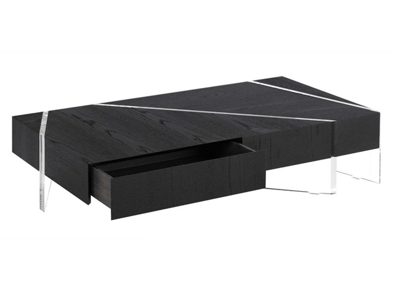 Low rectangular coffee table kristal by la maison turrini design low rectangular coffee table kristal by la maison turrini design erwan peron geotapseo Choice Image