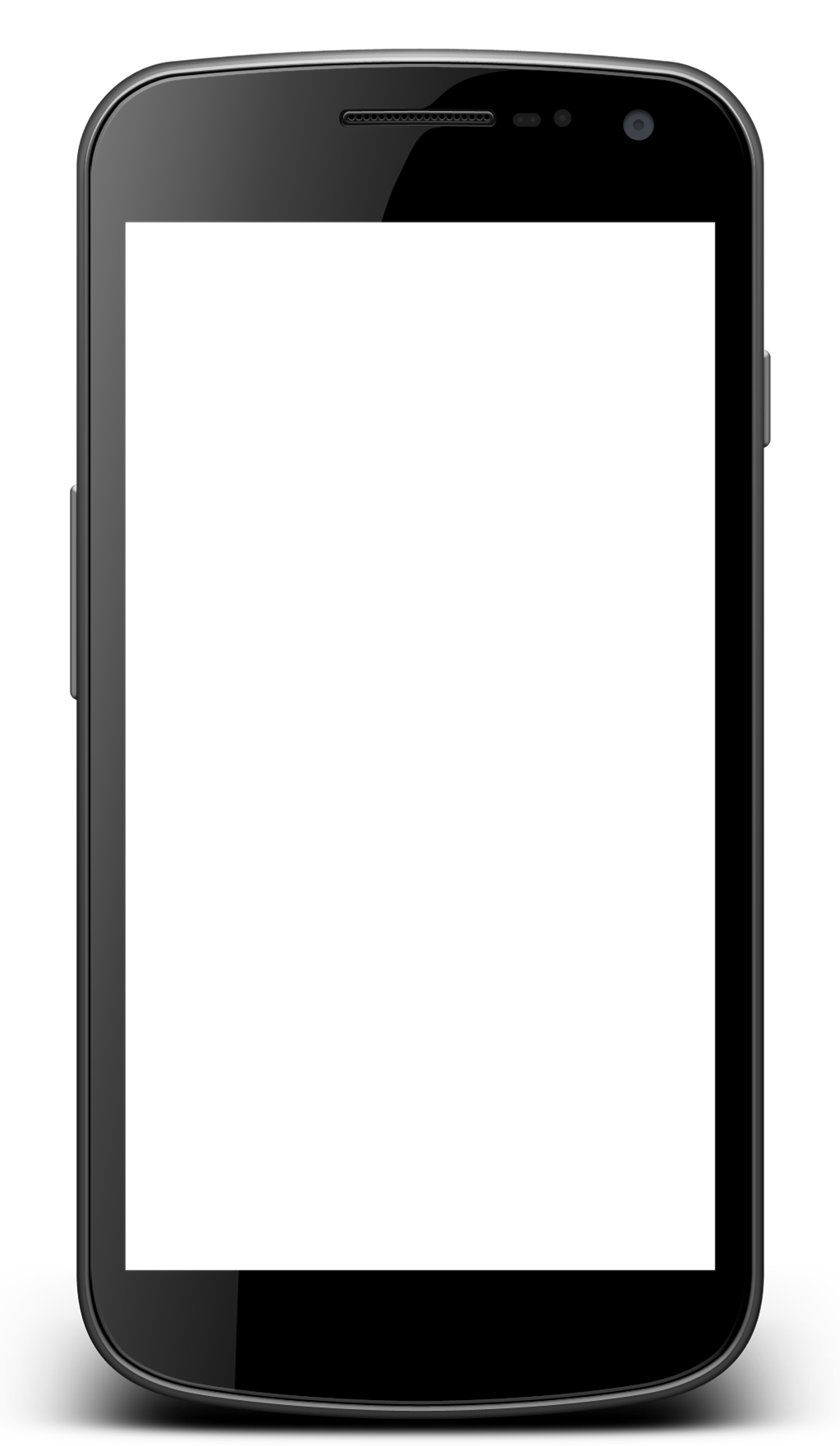 android_phone.png (1023×1761) Transparent screen