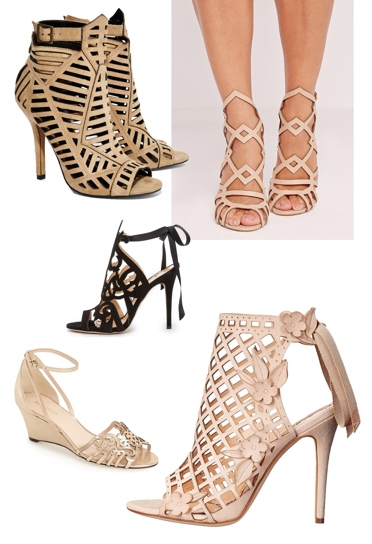 73a2fc2526b3 Laser cut shoes for your wedding