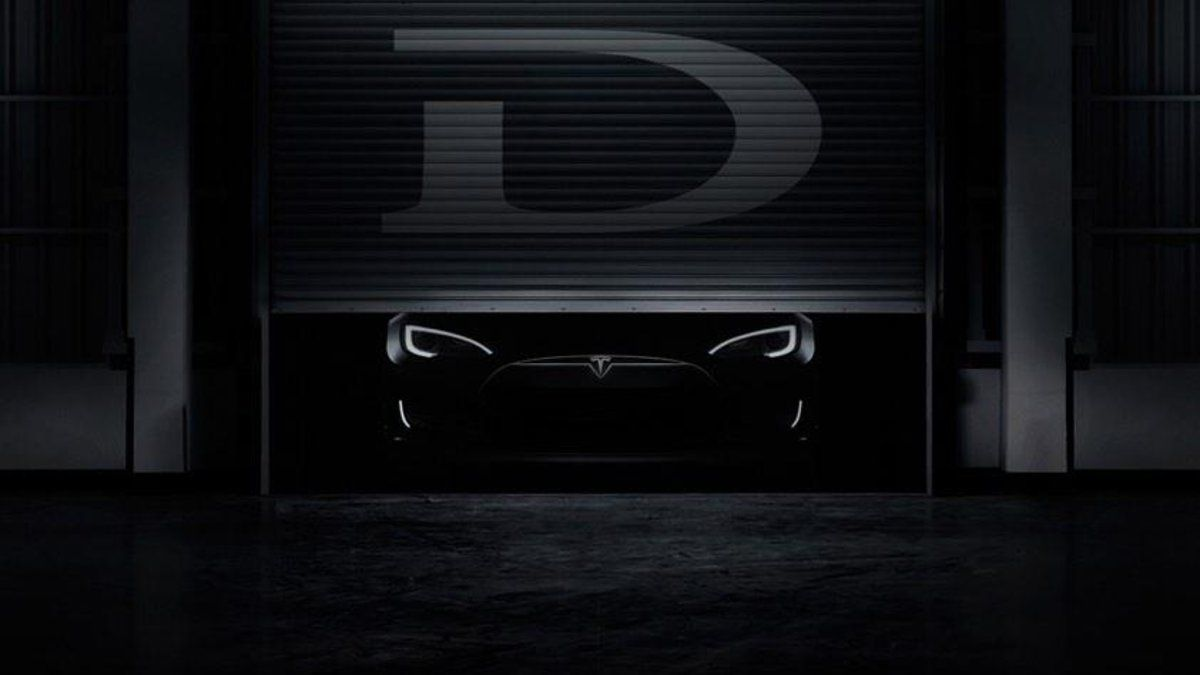 Tesla will unveil new car and 'something else' on October