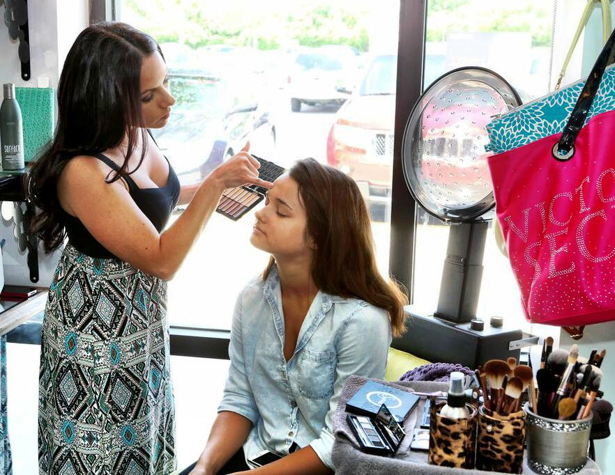 Tampa Bay Area Makeup artist (With images) Special event