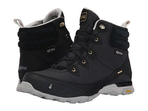 Ahnu Sugarpine Boot New Black Zappos Com Free Shipping
