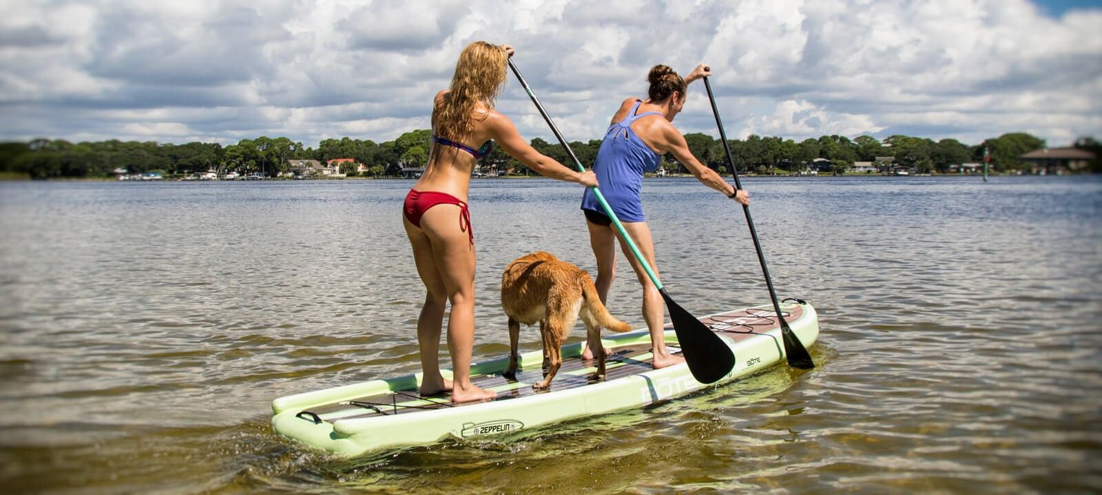 Bote Zeppelin Inflatable Fishing Paddle Board Paddle Board Fishing Paddle Boarding Standup Paddle