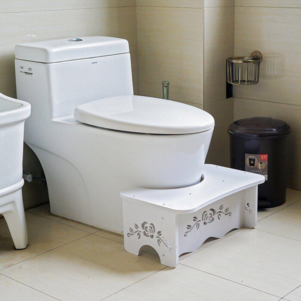 Elegante taburete para baño   Aseos, Baños y Inodoro