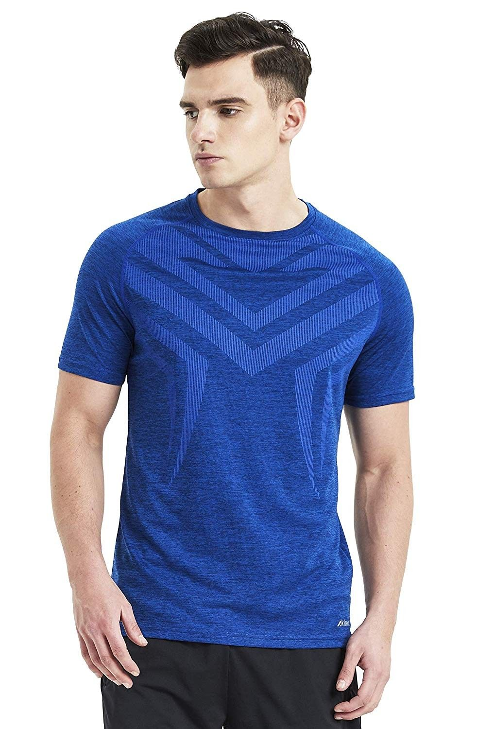Men's Tight Sports Short Sleeve Comfortable Quick Dry