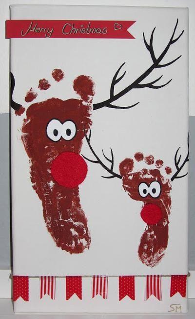 Sehe dir das Foto von HobbyKoechin mit dem Titel Weihnachtskarten mit den Kindern basteln und andere inspirierende Bilder auf Spaaz.de an. #weihnachtenbastelnmitkindern