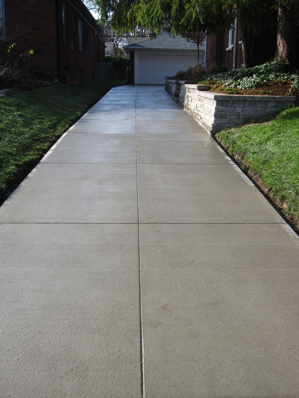 17 Best Brushed Concrete Patio That Will Make Your Home Adorable