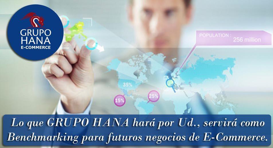 Al ser un grupo empresarial de rápido y constante crecimiento, GRUPO HANA se constituye en la base del Benchmarking para los futuros negocios digitales, superando las expectativas de cada cliente.