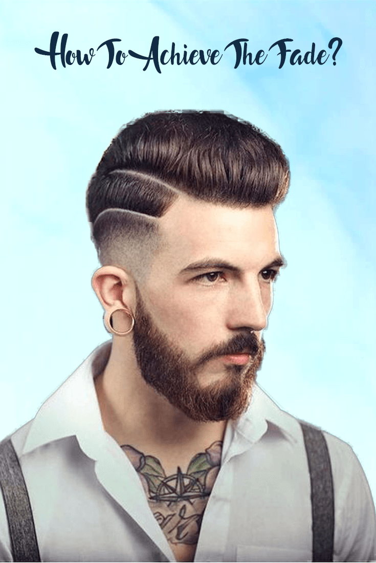 Mens haircuts with receding hairline how to achieve a perfect fade haircut  menus fashion and men stuff