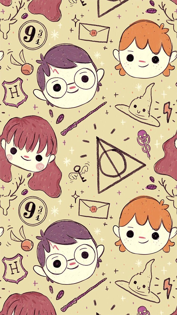 Pin De Tsubakira En Hp Wallpapper Harry Potter Kawaii Harry Potter Tumblr Harry Potter Fondos De Pantalla