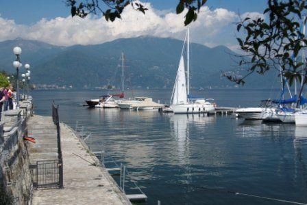 Cannero Riviera, Blue Flag 2012